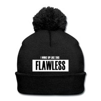 I WOKE UP LIKE THIS | BEYONCE Knit Cap