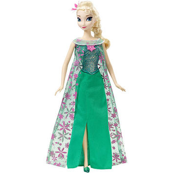 Disney Frozen Fever Singing Elsa