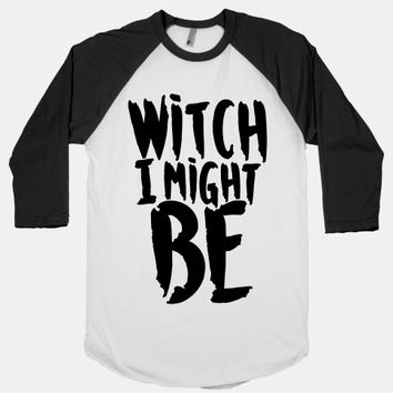 Witch I Might Be