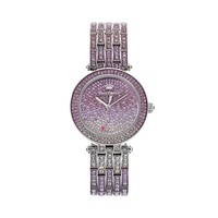 Juicy Couture Women's Victoria Stainless Steel Watch (Silver)