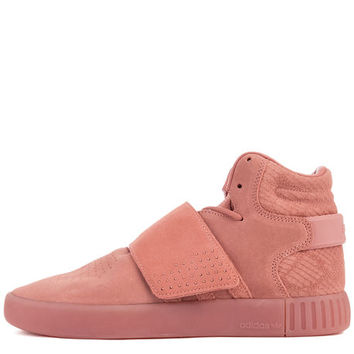 The Women's Tubular Strap in Raw Pink and Still Breeze