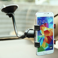 Flexible Universal Car Holder Cell Phone Holder for Mobile Smart Phones