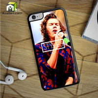 Harry Style One Direction 2 iPhone 6S Plus Case by Avallen