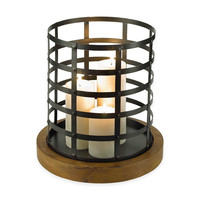 Croscill® Large Cage Hurricane Candle Holder