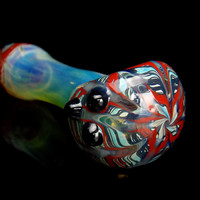 Wrapped Raked & Fumed Spoon