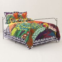 Pavo Quilt - Anthropologie.com