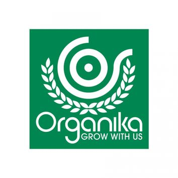 Organika Skateboards Organika Logo Sticker