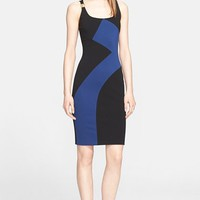Women's Versace Collection Colorblock Jersey Dress,