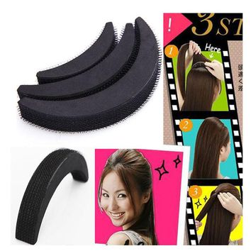 DCCKL72 Newest 3 PCS Hair Accessories Fashion Hair Styling Women Clip Stick Bun Maker Braid Tool NA695