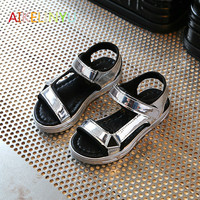 Girls Sandals | leather Beach Shoes