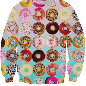 Donut Lover Sweatshirt