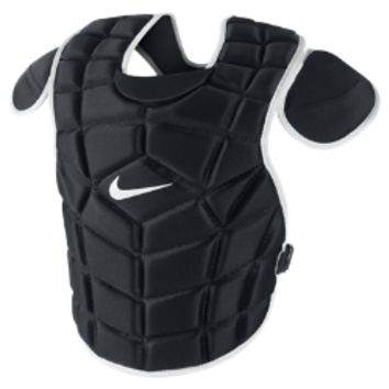 Nike Pro Gold Catcher's Baseball Chest Protector Size 17IN (Black)