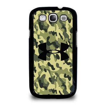 CAMO BAPE UNDER ARMOUR Samsung Galaxy S3 Case Cover