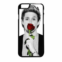 Niall Horan With Rose Cute iPhone 6 Plus Case