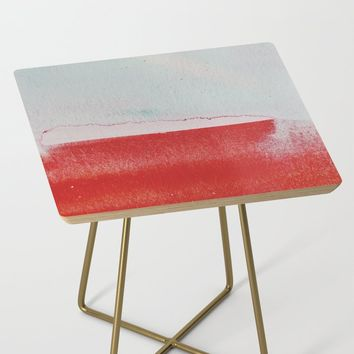 what remained Side Table by duckyb