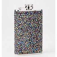 Rhinestone Flask - 5 oz. - Spencer's