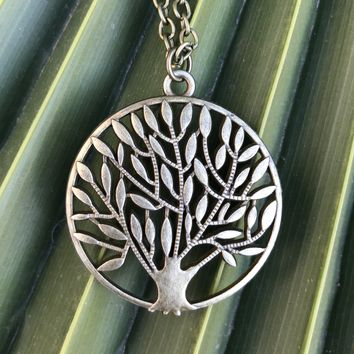Tree of Life Necklace #I1107