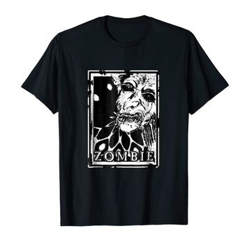 ZOMBIE Horror Lovers Tee Shirt