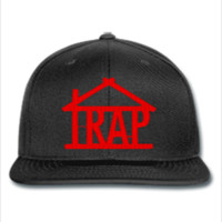trap house r Snapback,