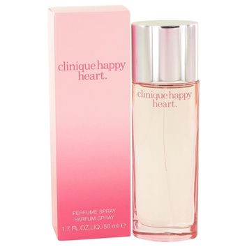 Happy Heart by Clinique Eau De Parfum Spray 1.7 oz