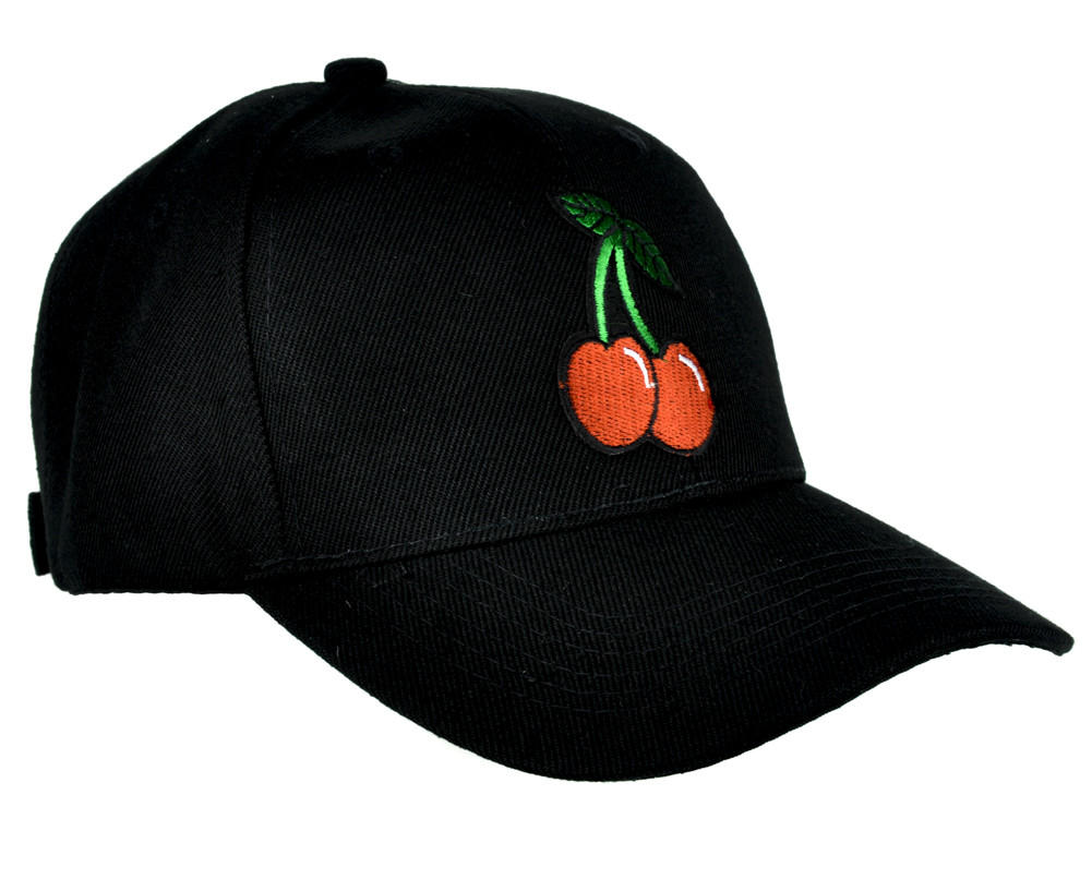 fea515ea55a Sexy Cherry Hat Baseball Cap Rockabilly from Dysfunctional Doll