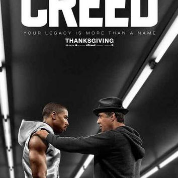 Creed Movie Poster 11x17