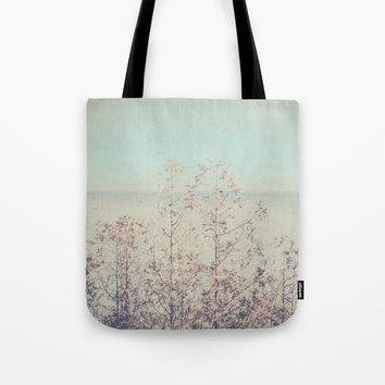 Waste Away With Me Tote Bag by Faded  Photos
