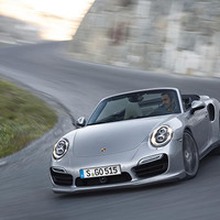 911 Turbo S Cabriolet | The Billionaire Shop