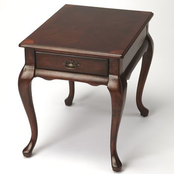Grace Plantation Cherry End Table by Butler Specialty Company 3022024