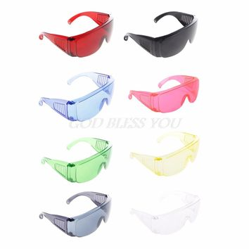 Free Shipping Protective Safety Goggles Glasses Dental Eye Protection Spectacles Eyewear