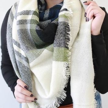 Baby It's Cold Scarf