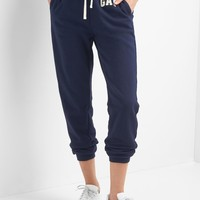 French terry logo joggers | Gap