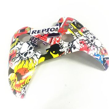New Cute Custom Housing Shell Upper Case Cover Front Skin For Microsoft XBOX One Wireless Controller XBOXONE Replacement