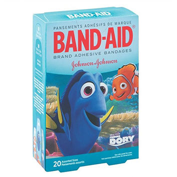 Finding Dory Band-Aid Bandages