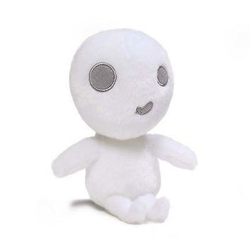 Kodama Forest Spirit Plush Toy from Princess Mononoke, 6.5-inch - By GUND