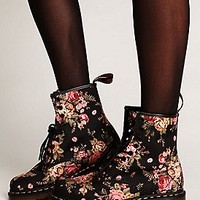 Dr. Martens  Victorian Floral Docs at Free People Clothing Boutique
