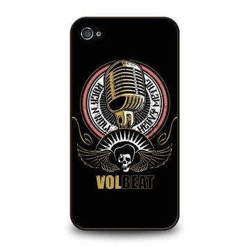 VOLBEAT HEAVY METAL iPhone 4 / 4S Case Cover