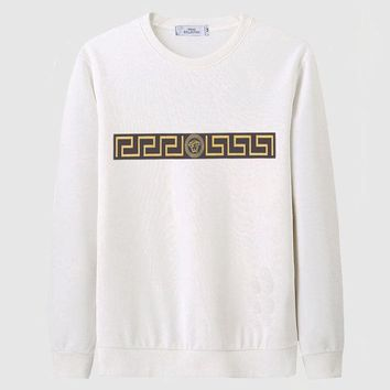Versace Fashion Casual Top Sweater Pullover-80
