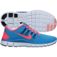 Nike Men's Free 5.0+ Running Shoe - Blue/Atomic | DICK'S Sporting Goods