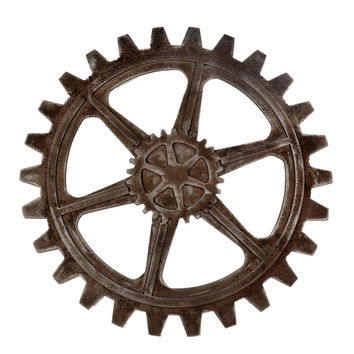 Industrial Style Gear Wall Hanging Decoration   3230