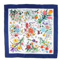 Gucci Square Scarf - Women Gucci Square Scarves online on YOOX United States - 46425658FW