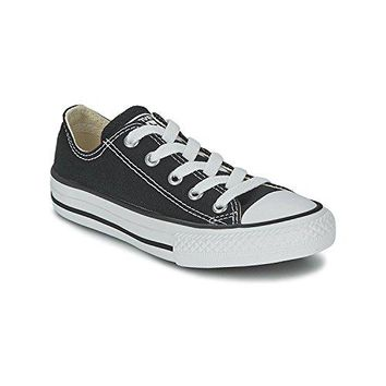 Converse All Star Low Black/White Kids/Youth Shoes 3J235 Sneakers