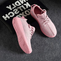 Yeezy Boost Pink Color Sports shoes