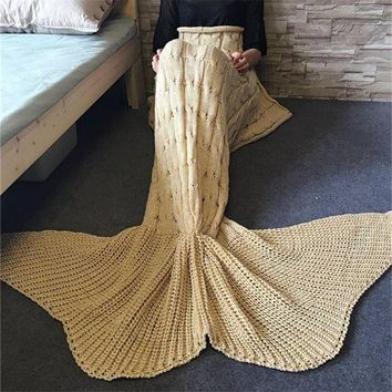 LMFOK3 Mermaid Party to Be Adored Warm Blanket (Big tail)