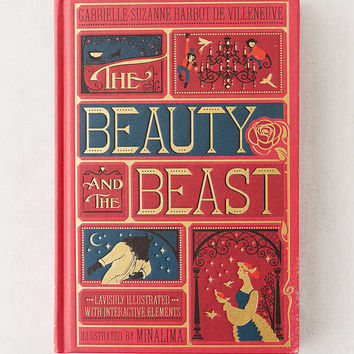 Beauty And The Beast By Gabrielle-Suzanna Barbot de Villenueve - Urban Outfitters