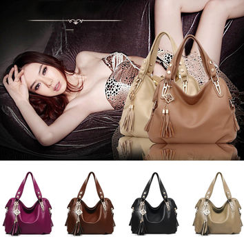 Casual Leather Handbags