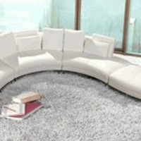 Tosh Furniture TOS-LF-4522 Modern Style Sectional Sofa