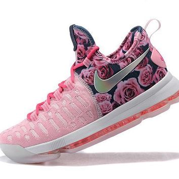 2017 nike zoom kd 9 kevin durant breast cancer men s basketball shoes