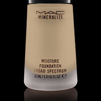 Mineralize Moisture SPF15 Foundation  | M·A·C Cosmetics | Official Site