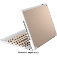 ZAGG - ZAGGfolio Keyboard Case for Apple® iPad® Air - Rose Gold